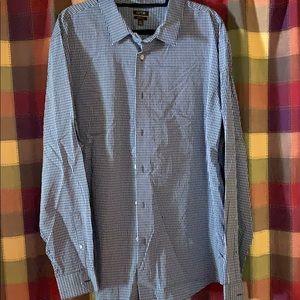 NWT Apt 9 dress shirt